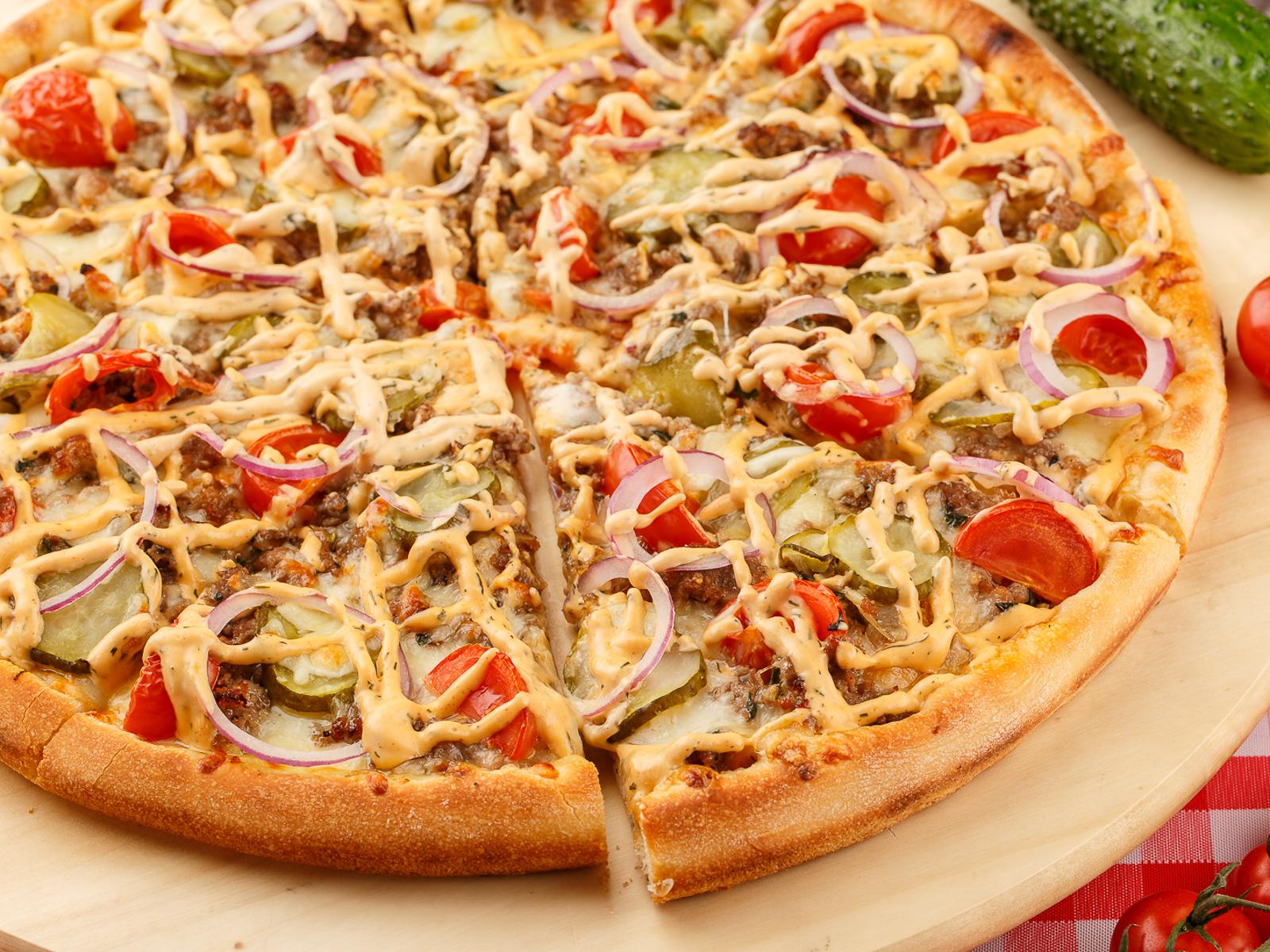 Пицца Суоми