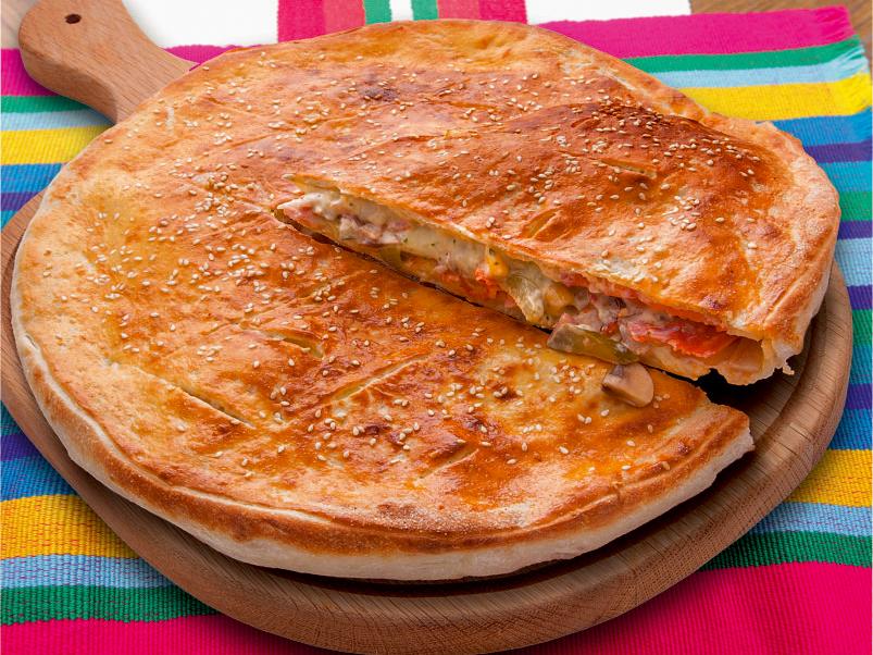 Пицца Эмпанада Фреска