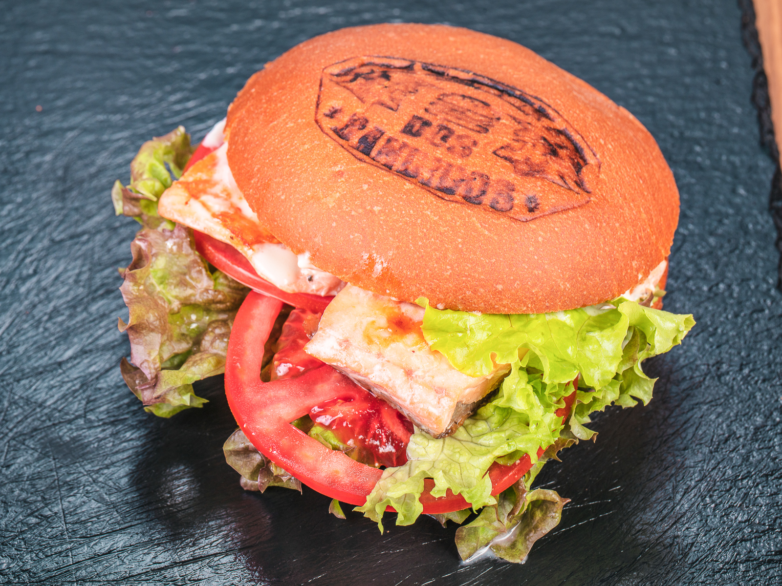 Бургер Салман
