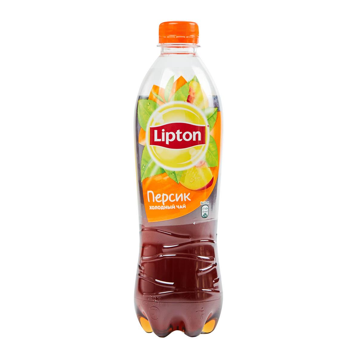Lipton ice tea персик