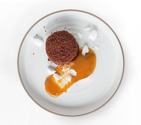 Пряный шоколадный трюфель