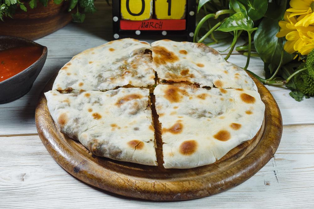 Пирог лобиани