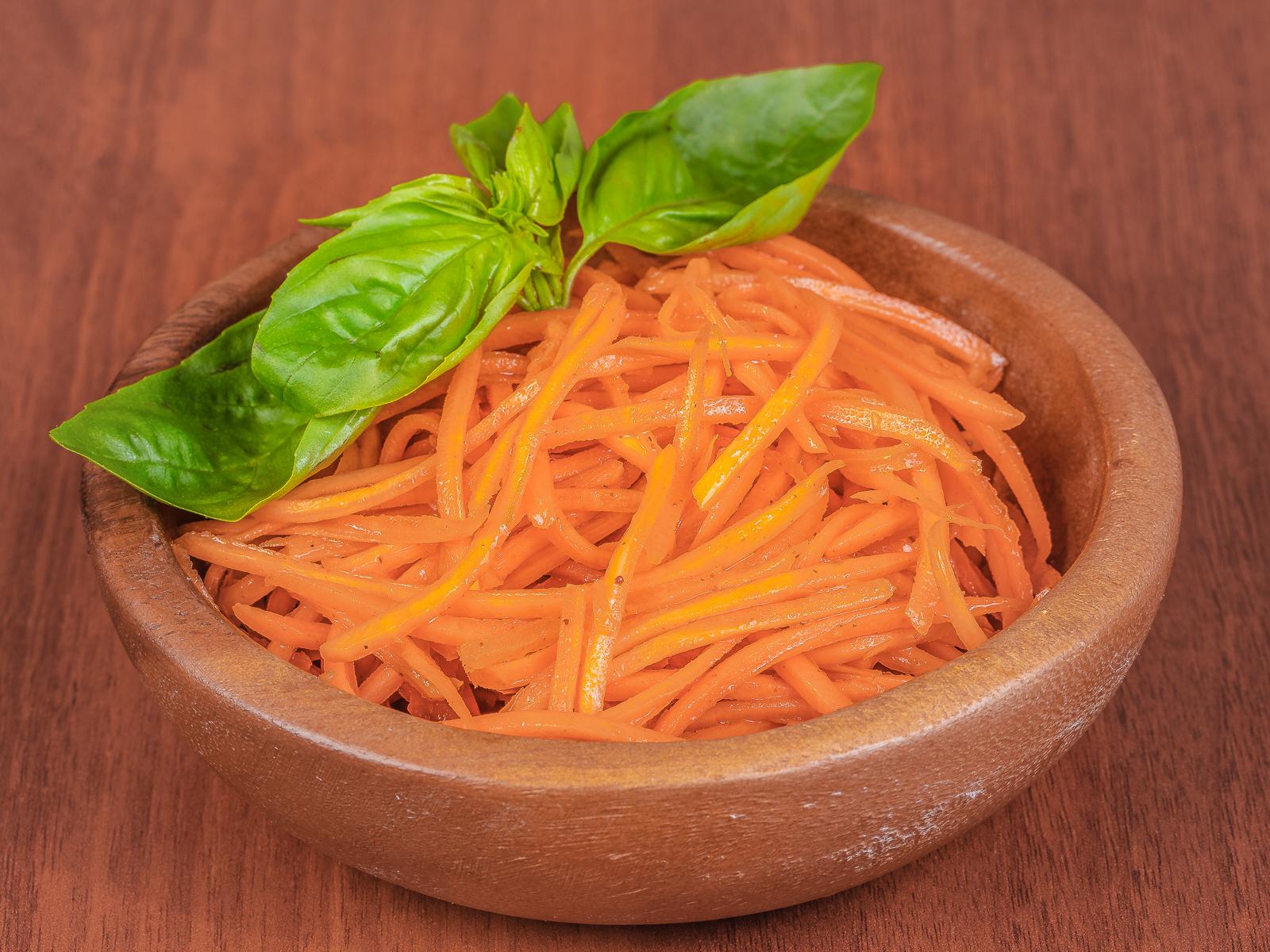 Салат Морковь
