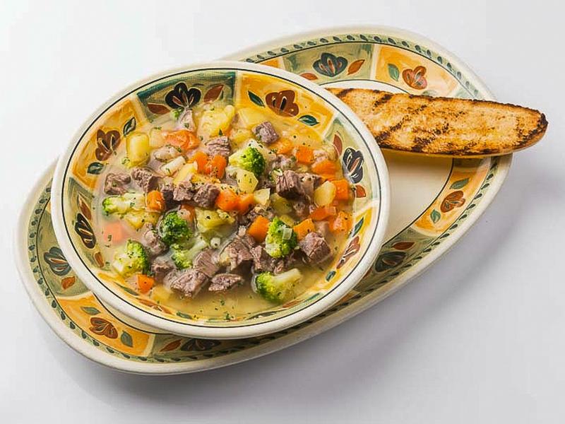 Суп Zuppa della nonna