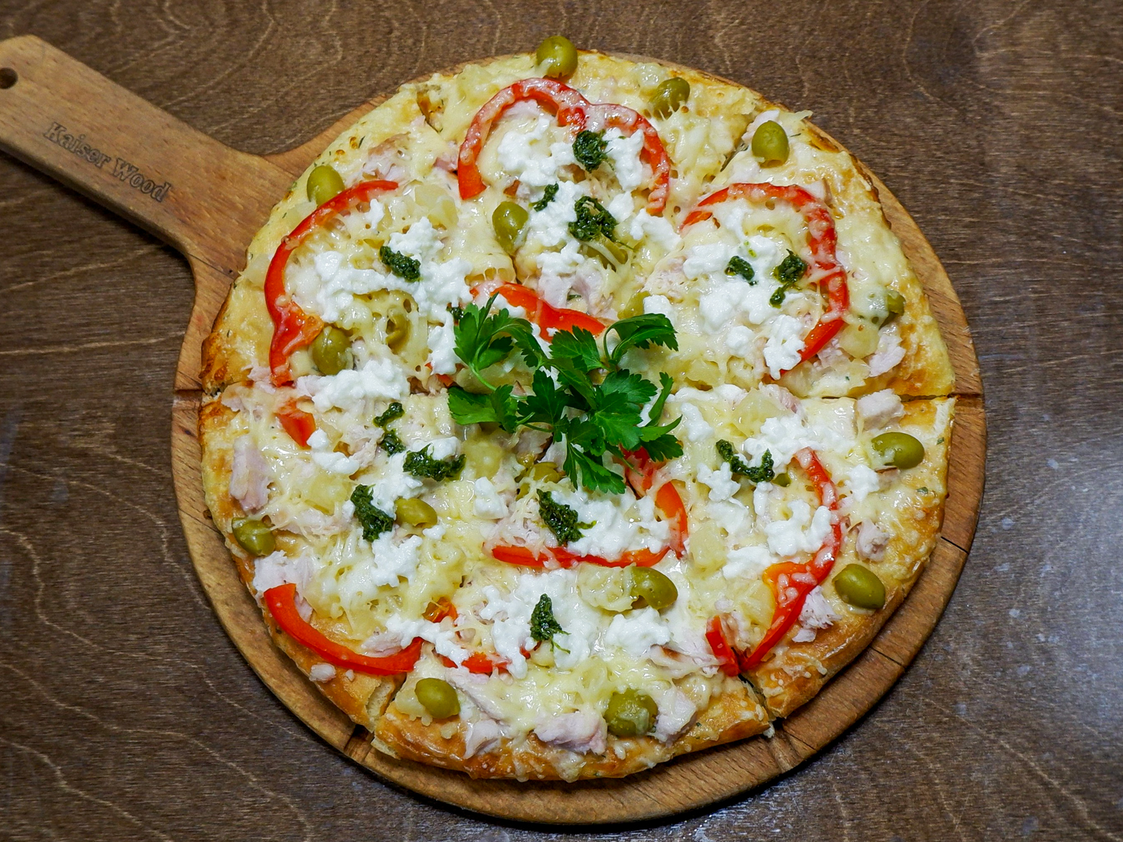 Пицца Роверетто