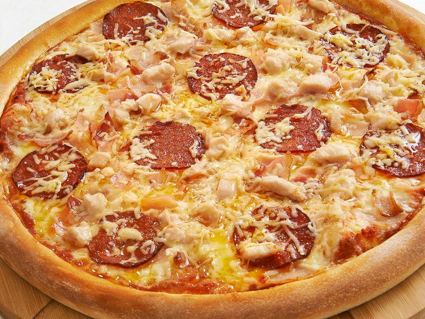 Пицца Цыпленок пепперони