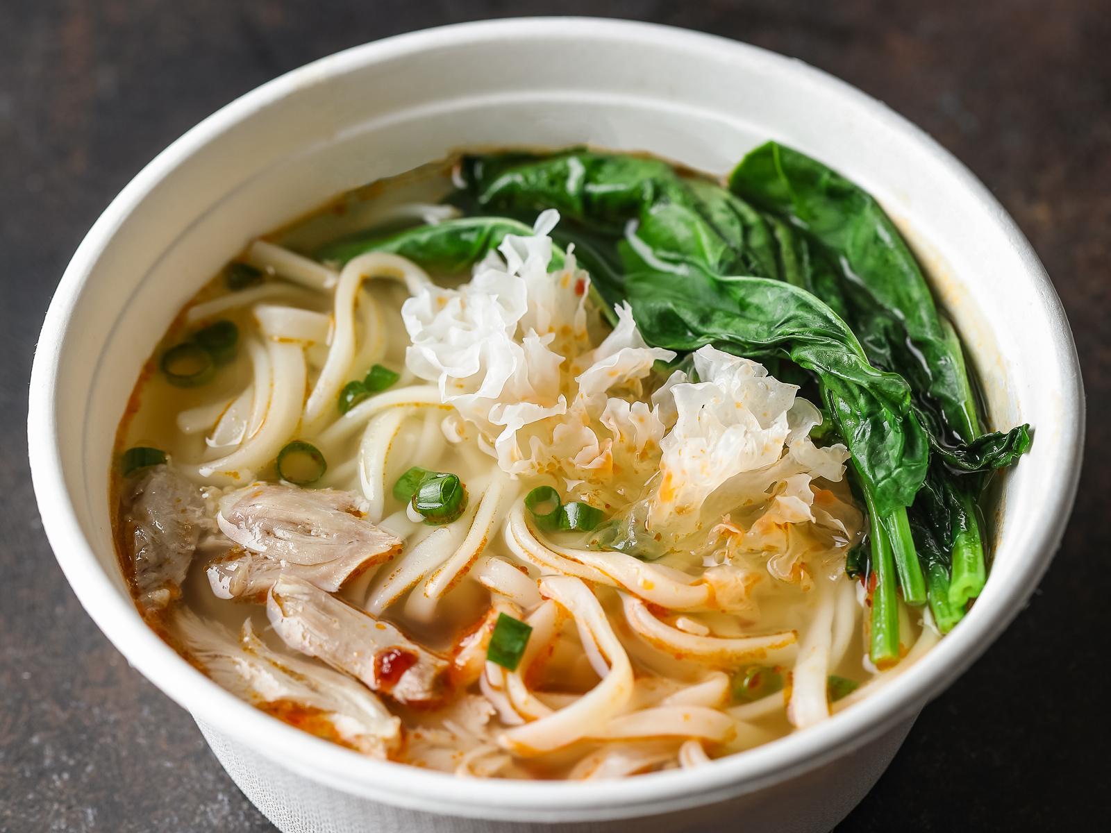 Суп Азиатский с цыпленком