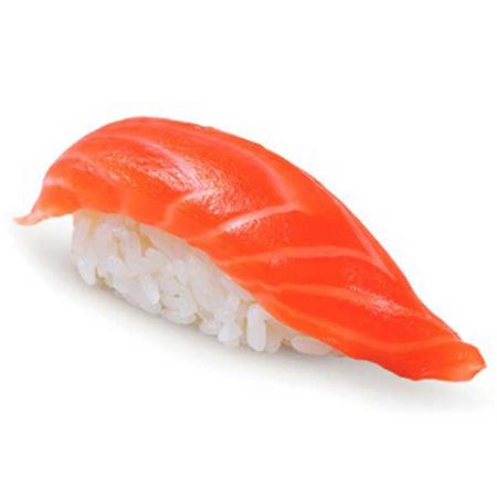 Копченный лосось