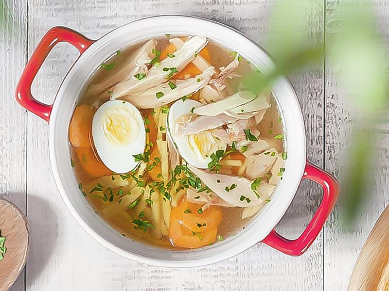 Суп Иль Полло
