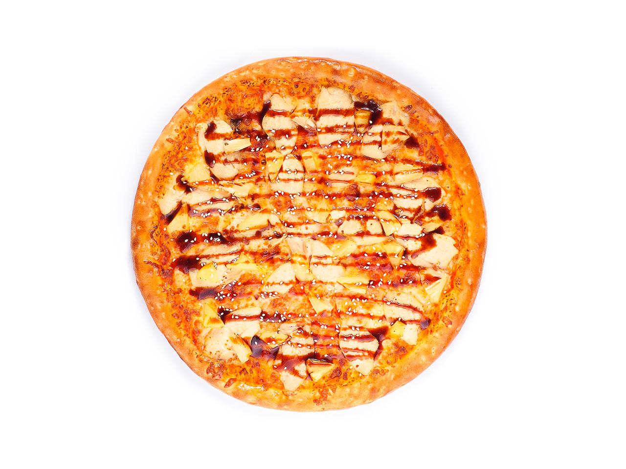 Пицца Терияки новая