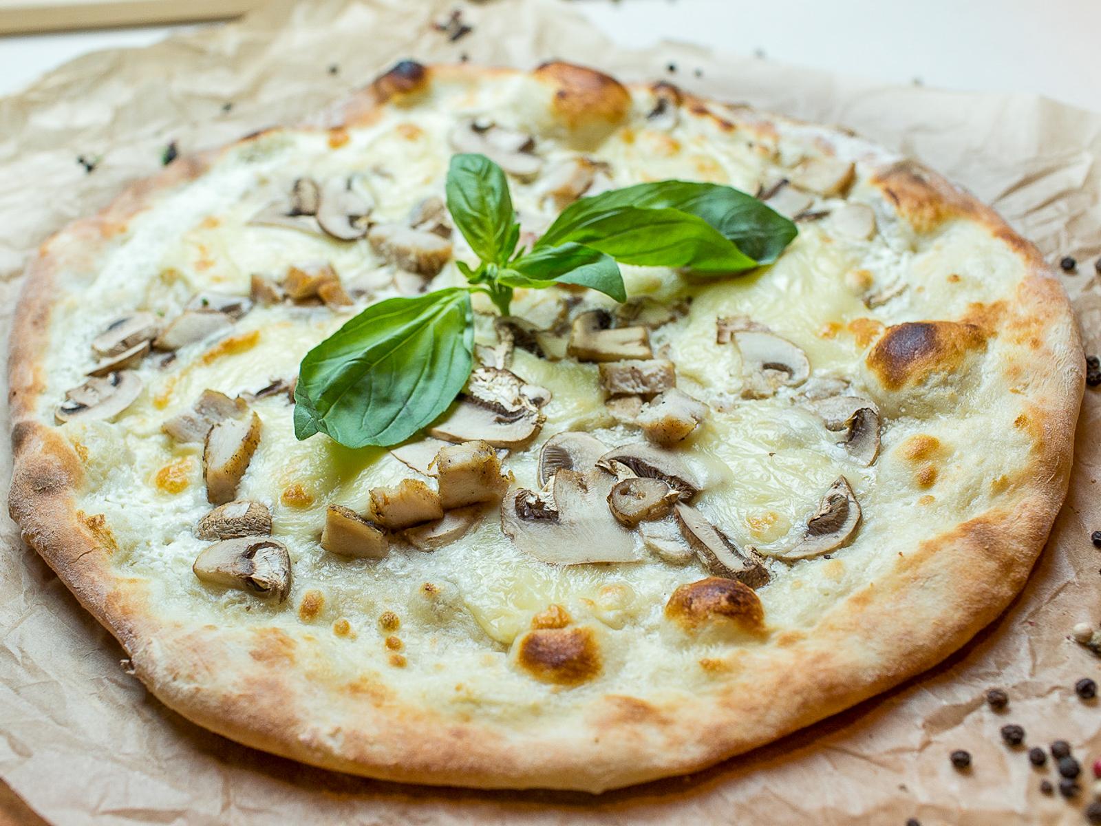 Пицца от Микеля