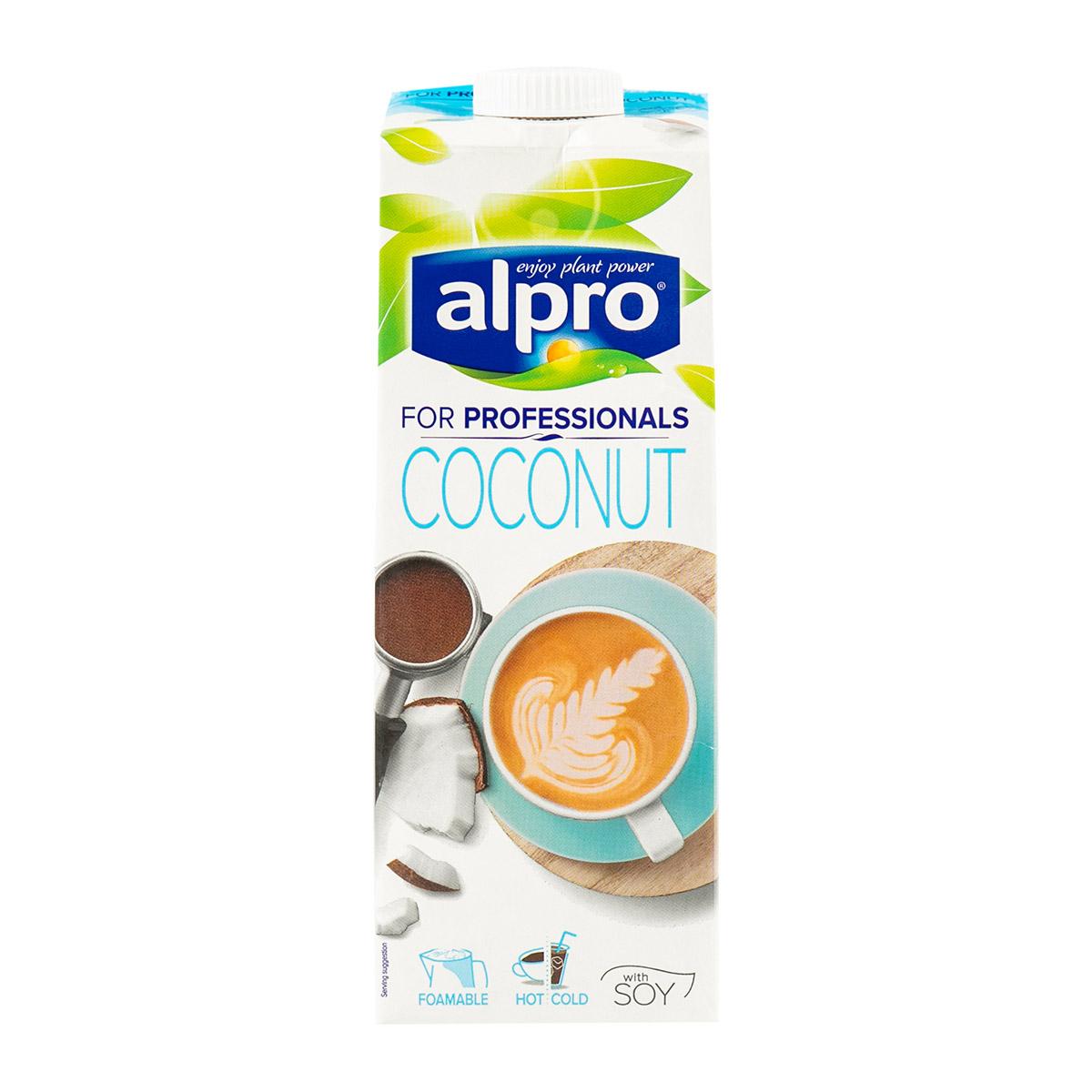 Alpro 1,4% кокос