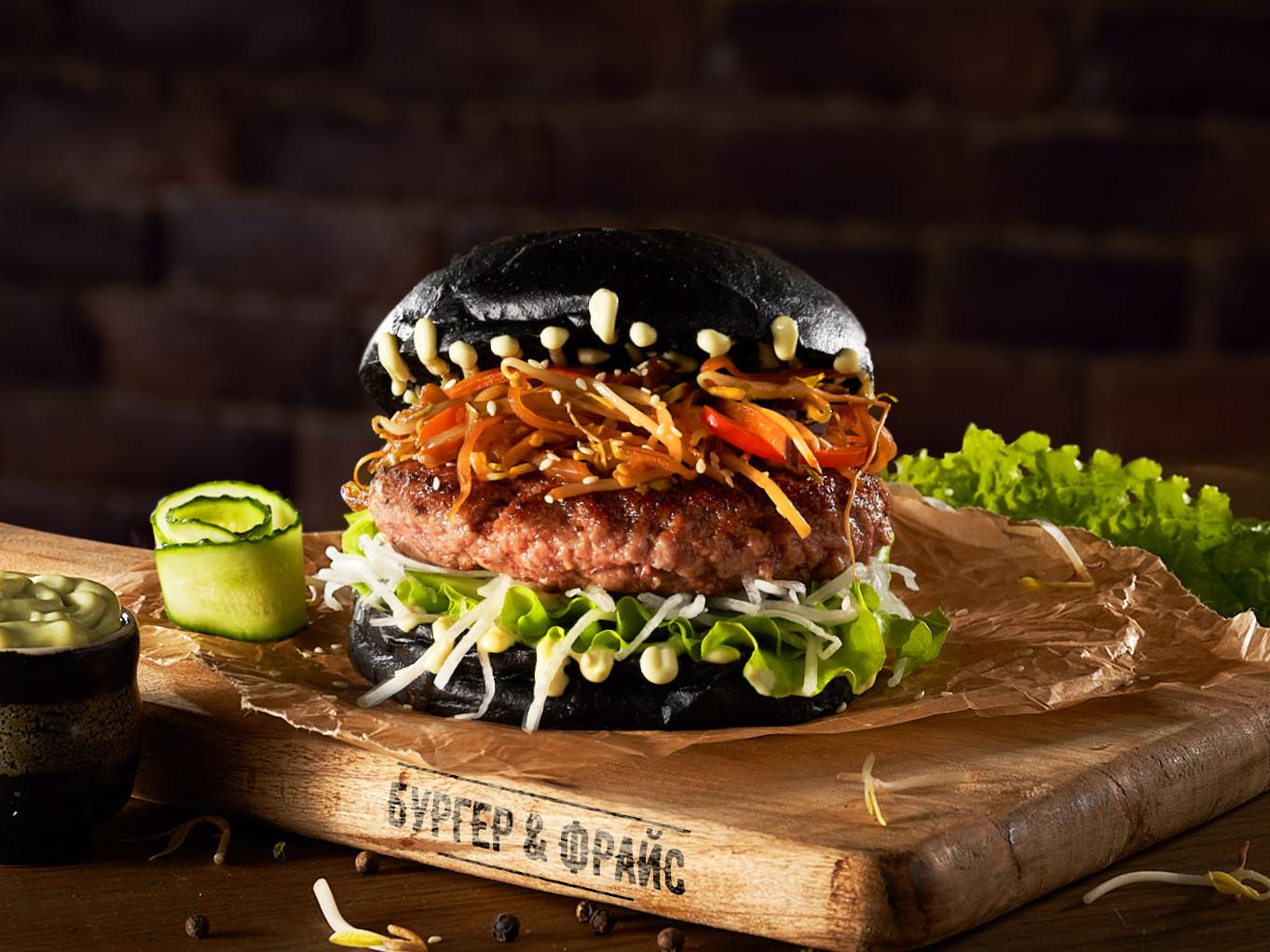Бургер Самурай