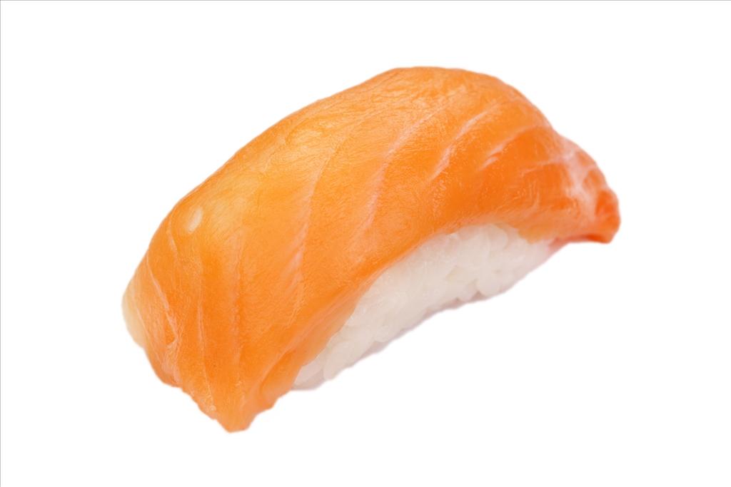 Суши копченый лосось