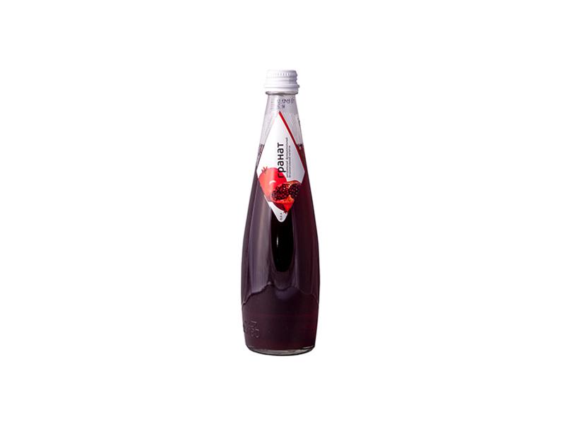 Газированный напиток Гранат