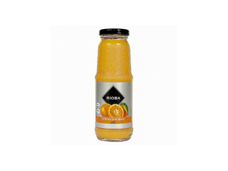 Сок апельсиновый Риоба