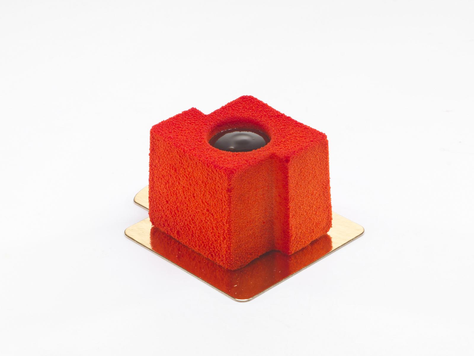 Десерт Кубик манго