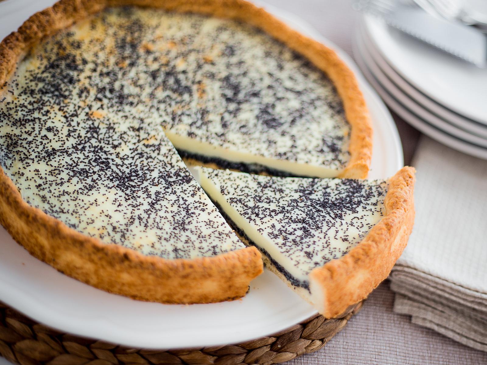Пирог сладкий Маковый