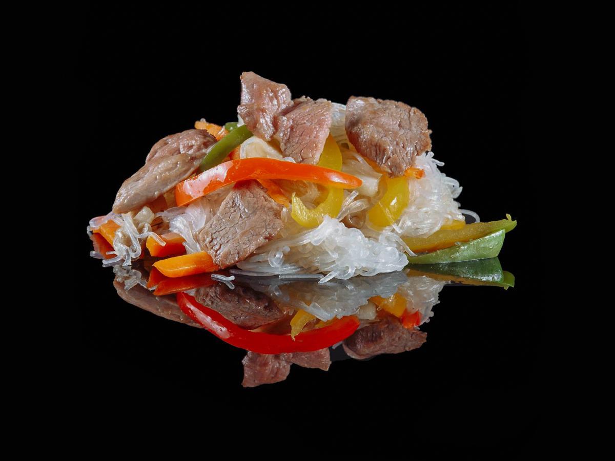 Вок Харусаме со свининой