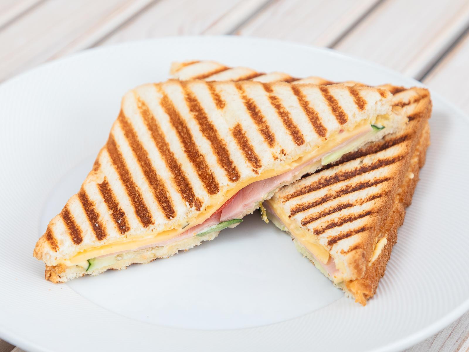 Простой сендвич