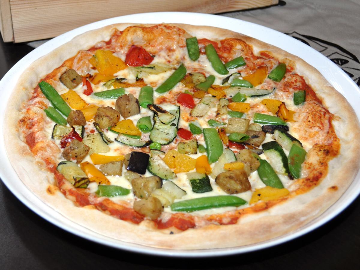 Пицца Грильятта