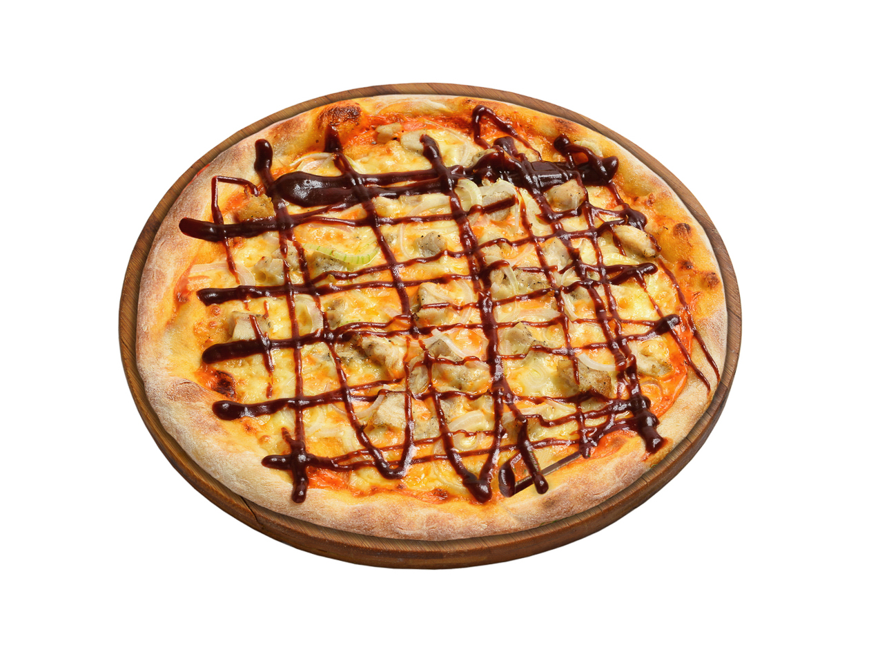 Пицца Куриная барбекю