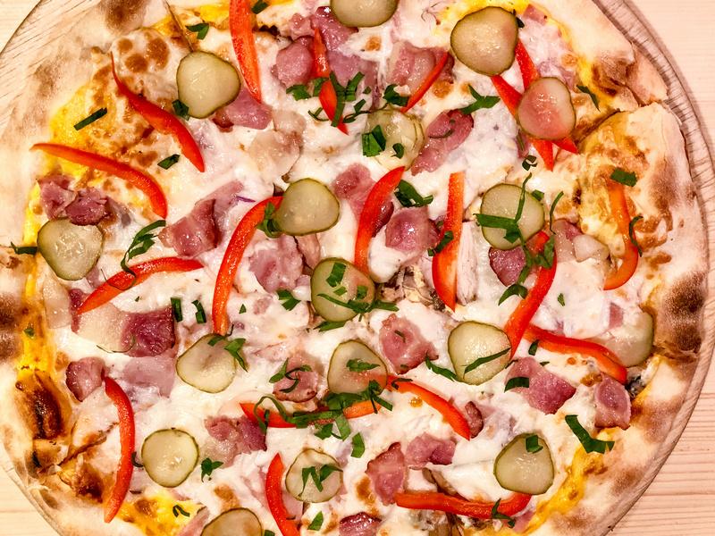 Пицца Торнадо