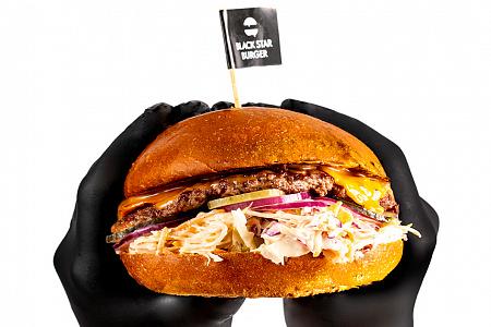 Бургер Екат Слоу с говядиной