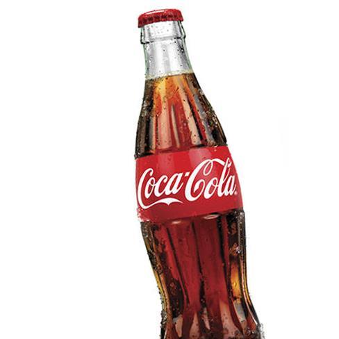 Кока-Кола в стекле