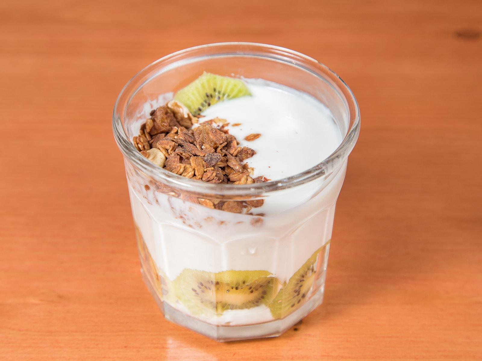 Кокосовый йогурт