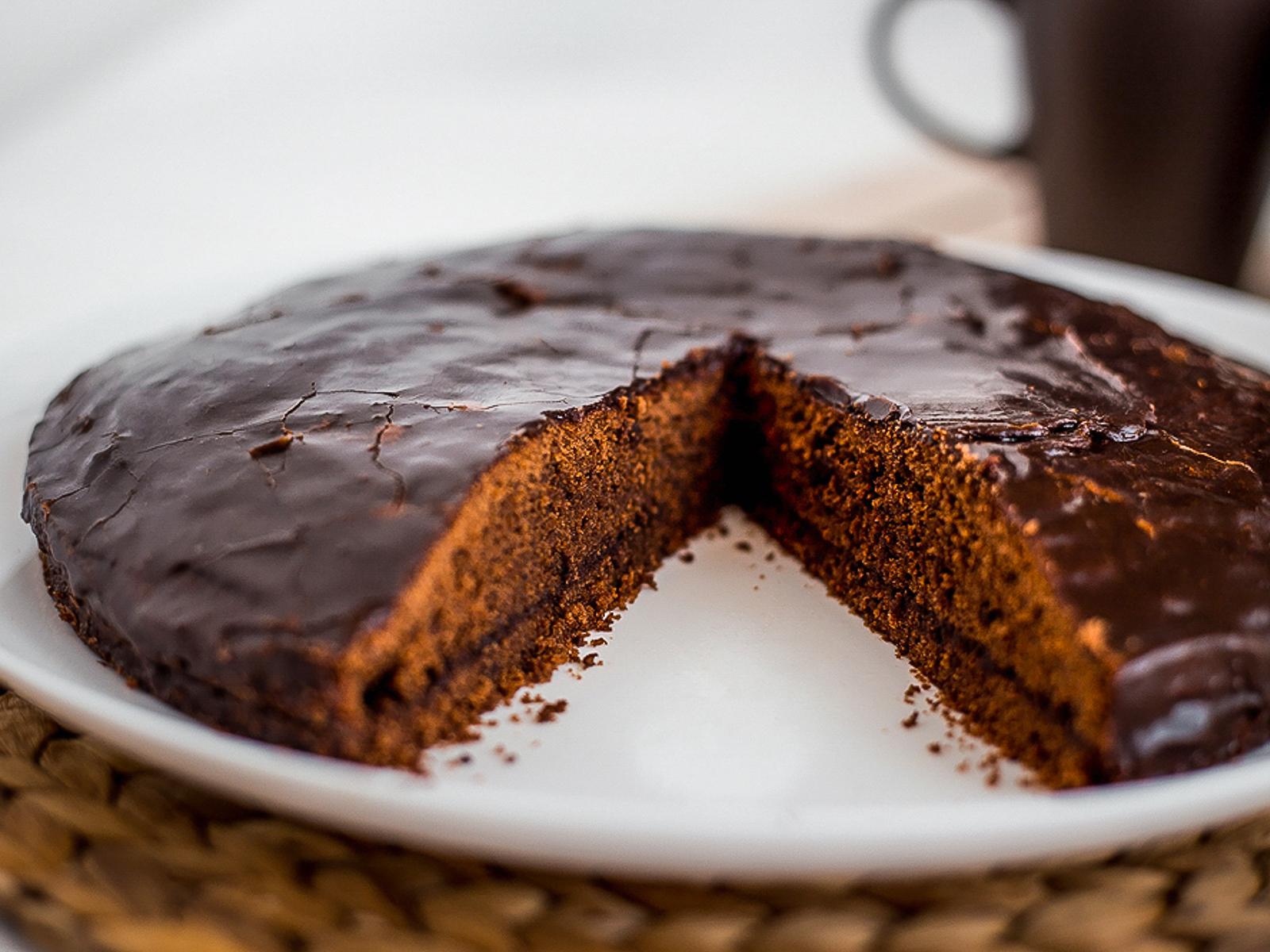 Пирог сладкий Брауни