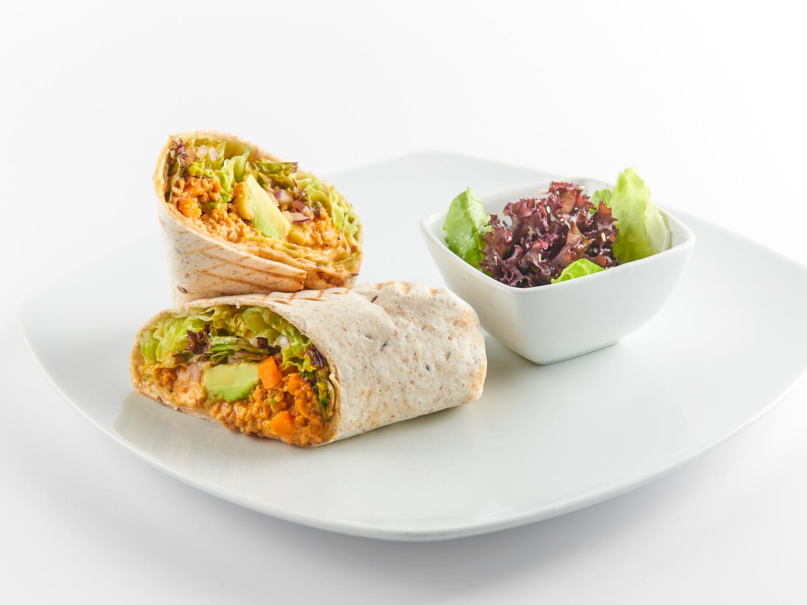 Буррито по-мексикански