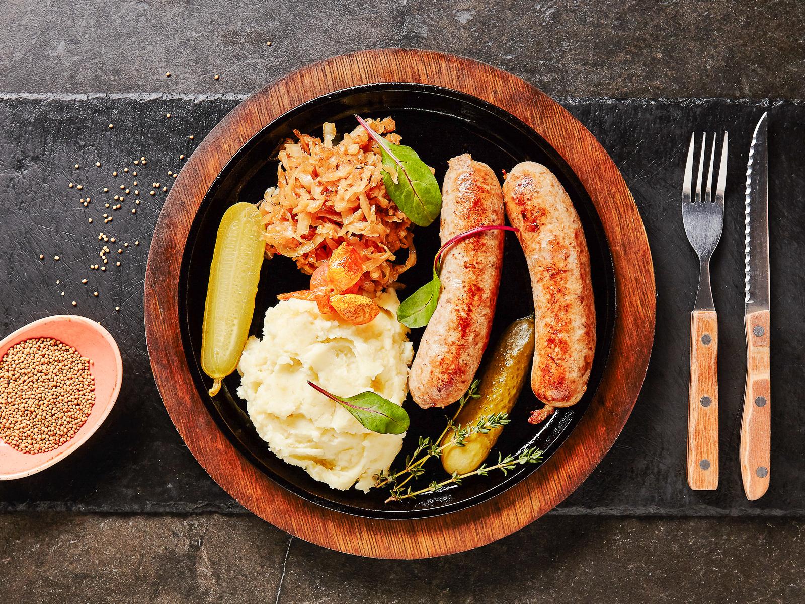 Колбаски Баварские гриль