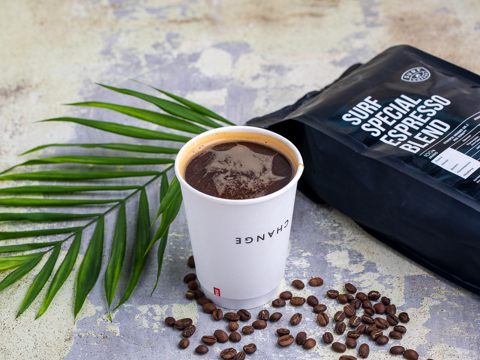 Кофе Американо Standart
