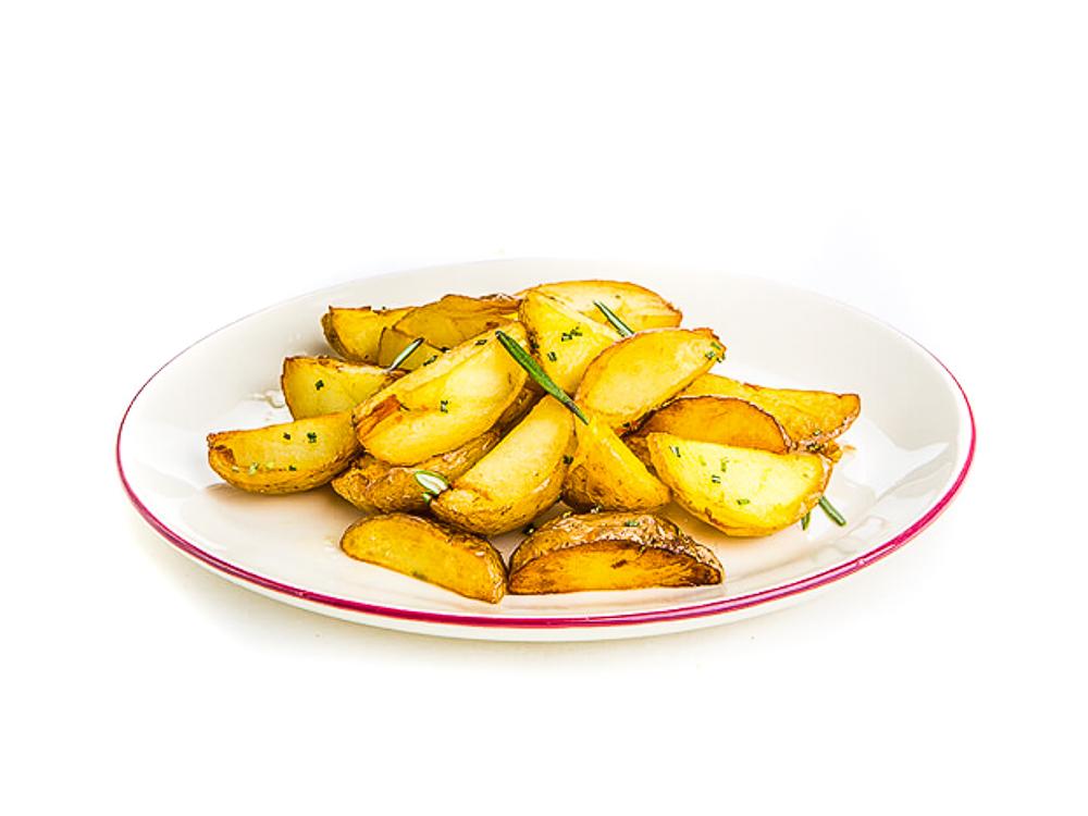 Картофель с соусом Песто