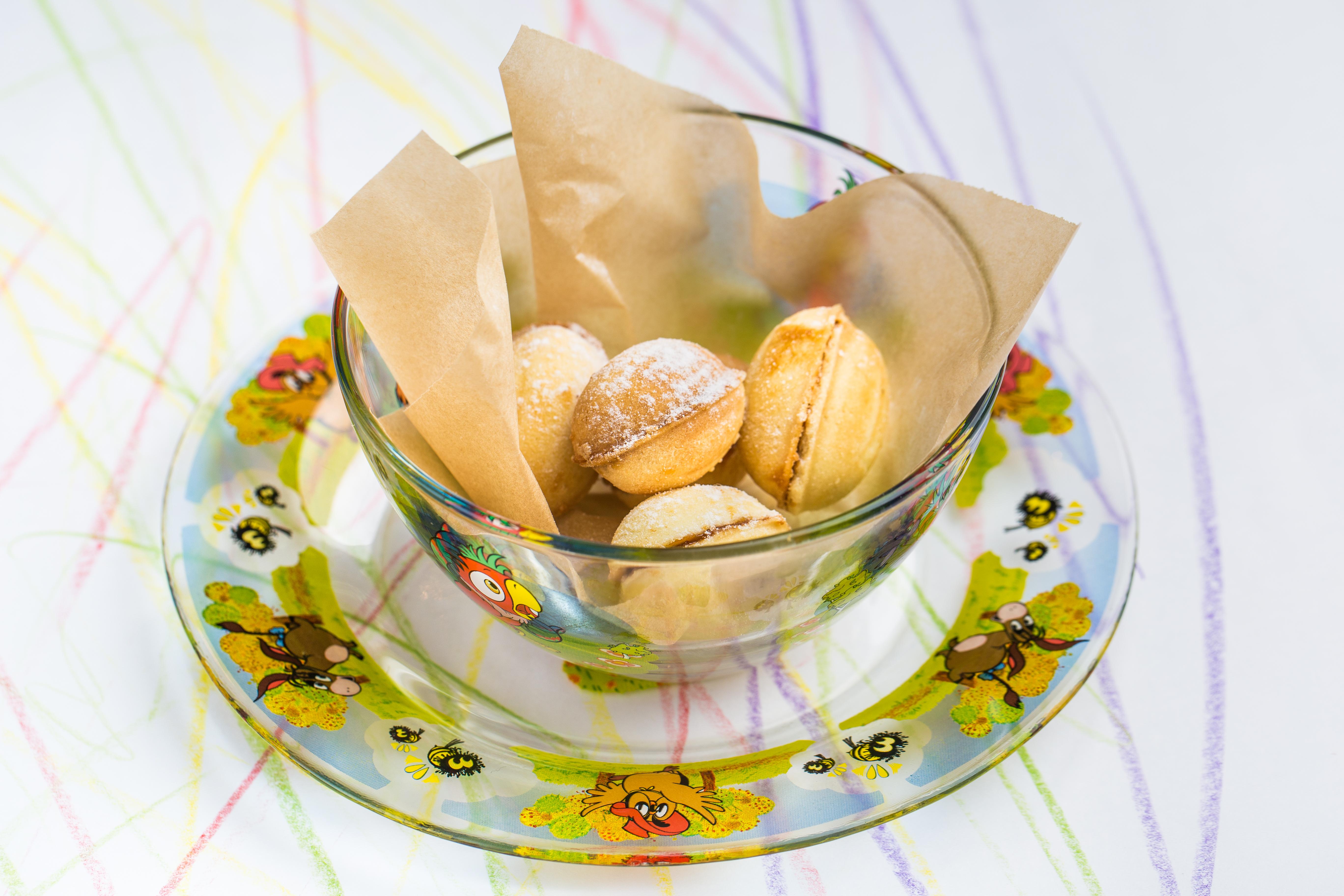 Десерт Пять орешков для Золушки
