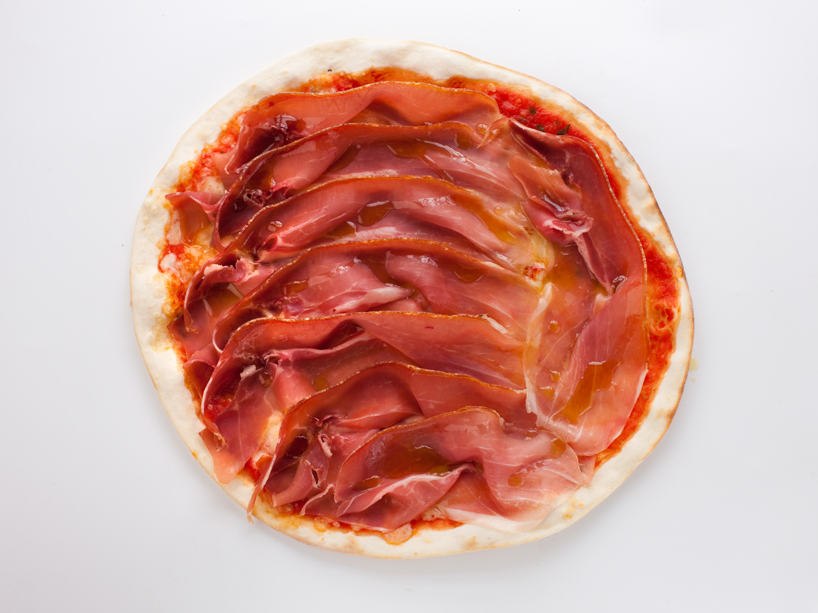 Пицца с маскарпоне