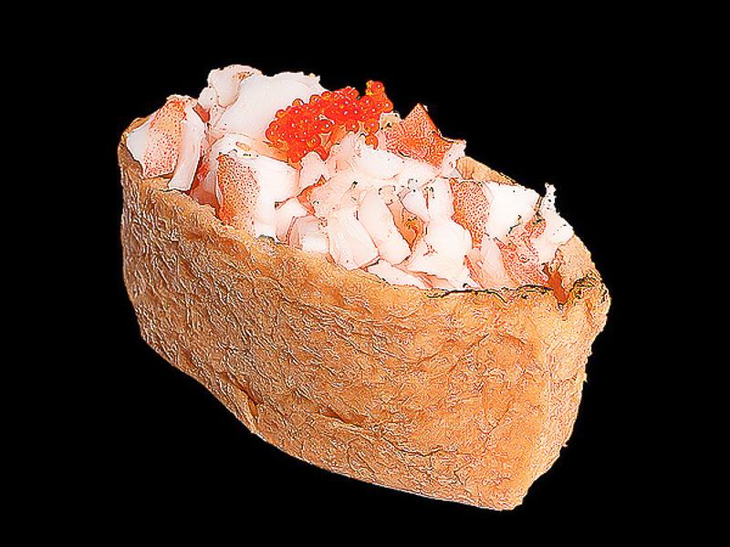 Эби инари суши