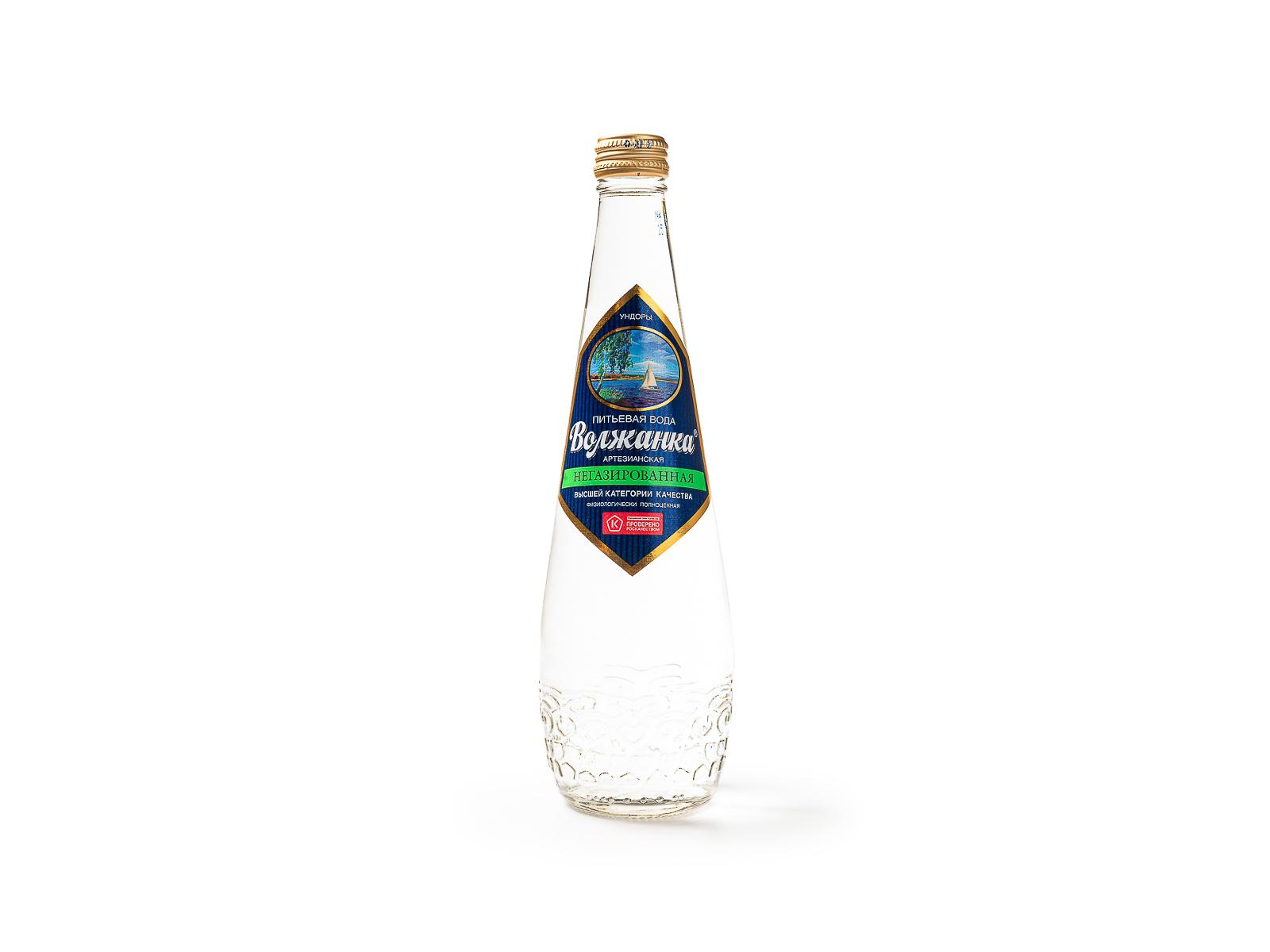 Минеральная вода Волжанка