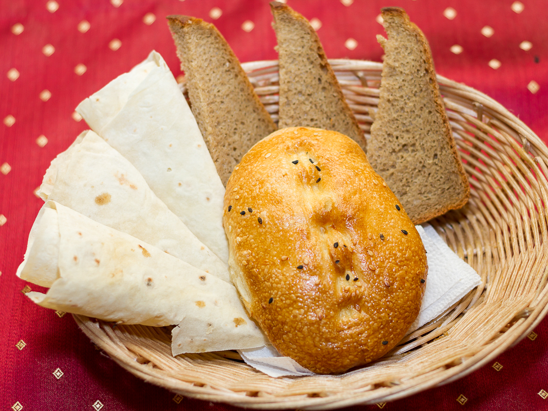 Хлебная корзина ассорти