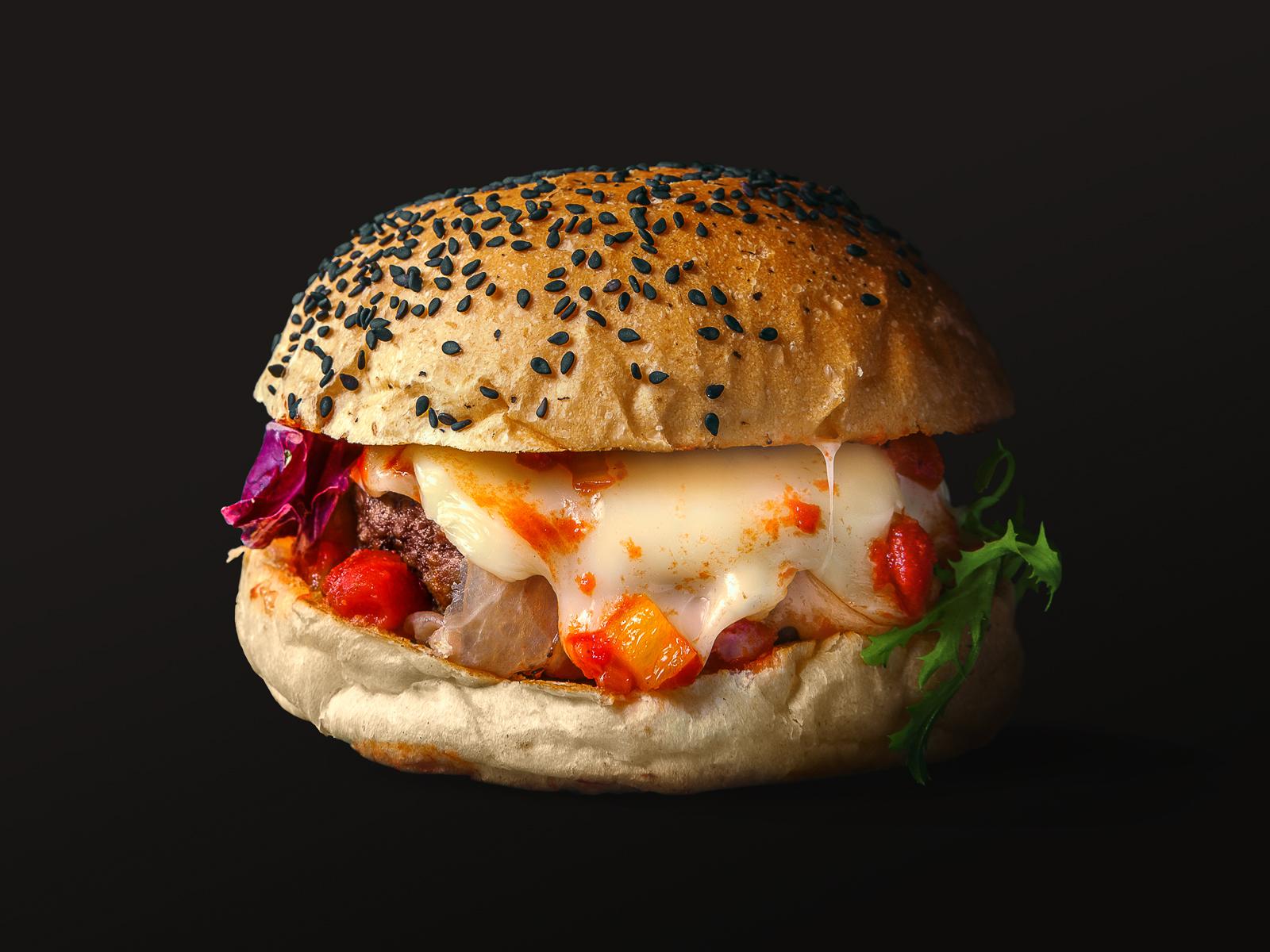 Шеф бургер 2.0