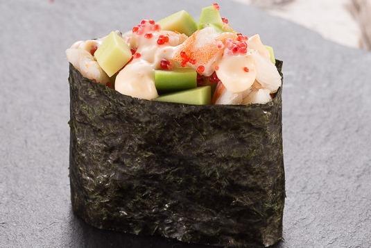Эби Авокадо суши