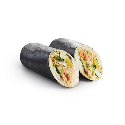 Суши-рулет с Камчатским лососем