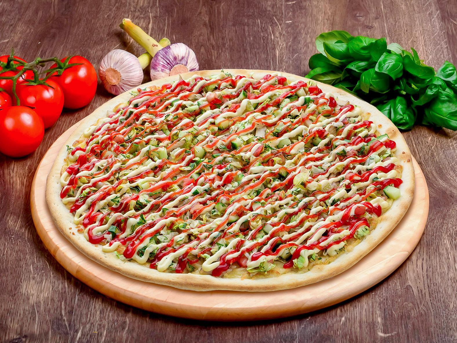 Пицца Аль Шам