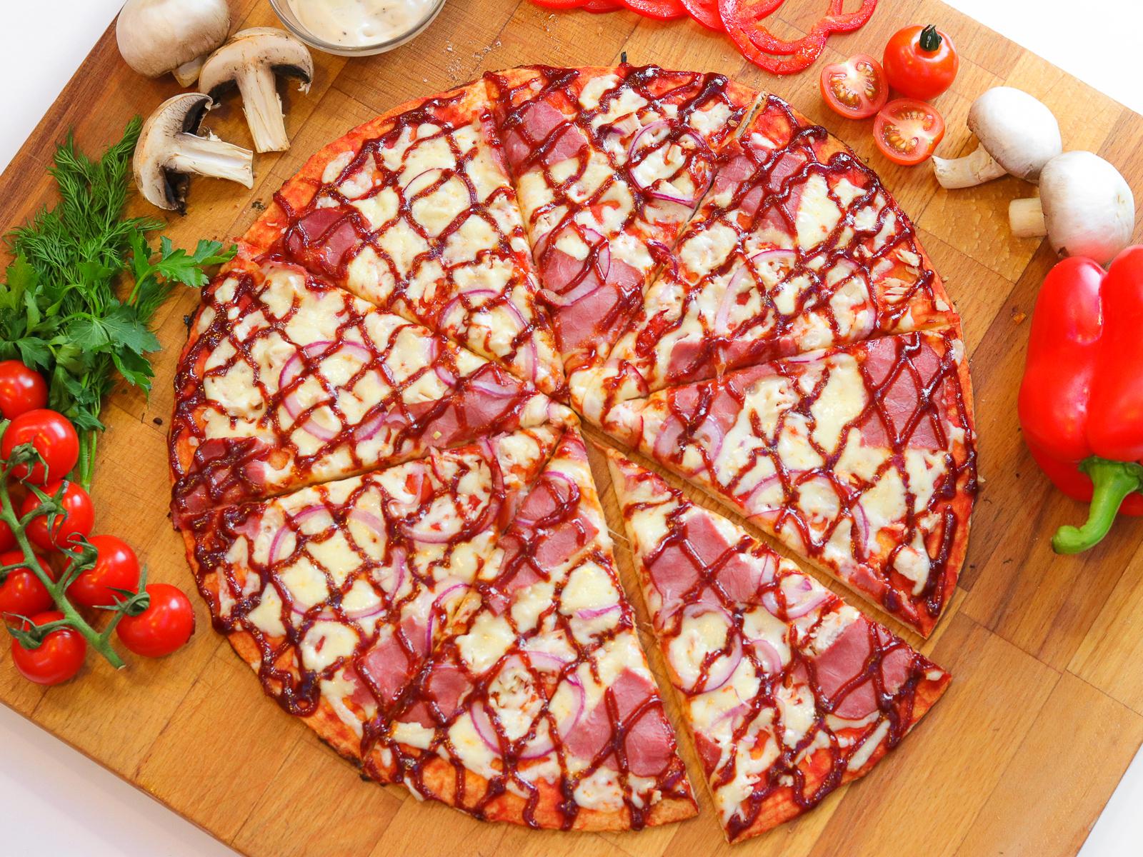Пицца Дон Барбекю