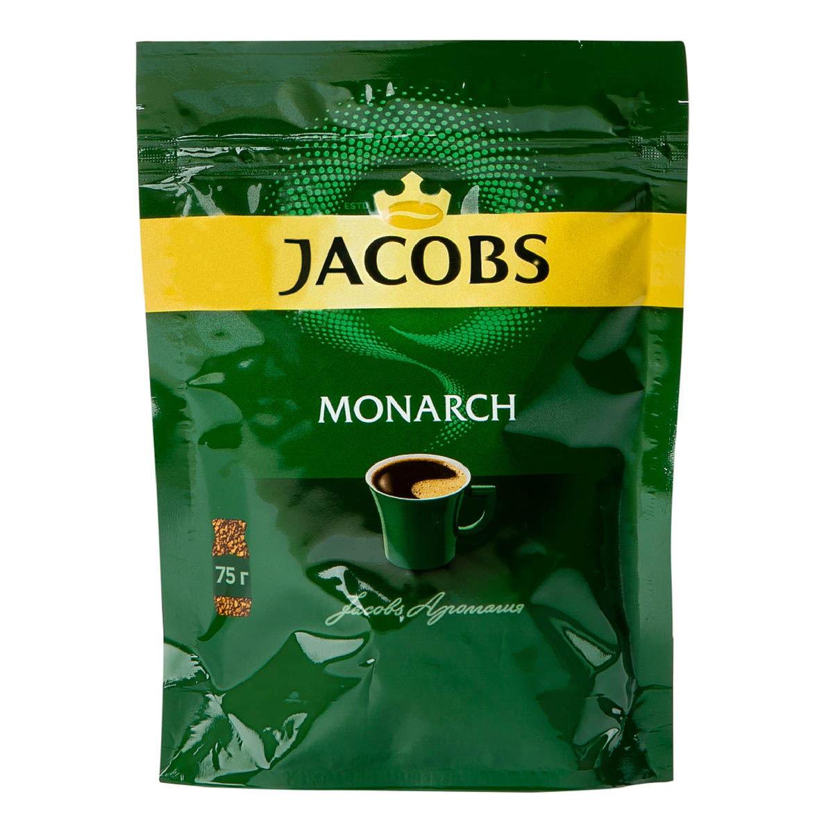 Jacobs Monarch растворимый