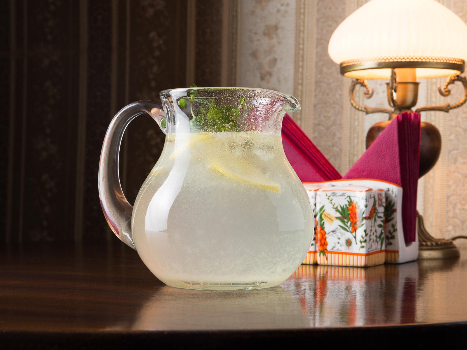 Лимонад домашний Натуральный