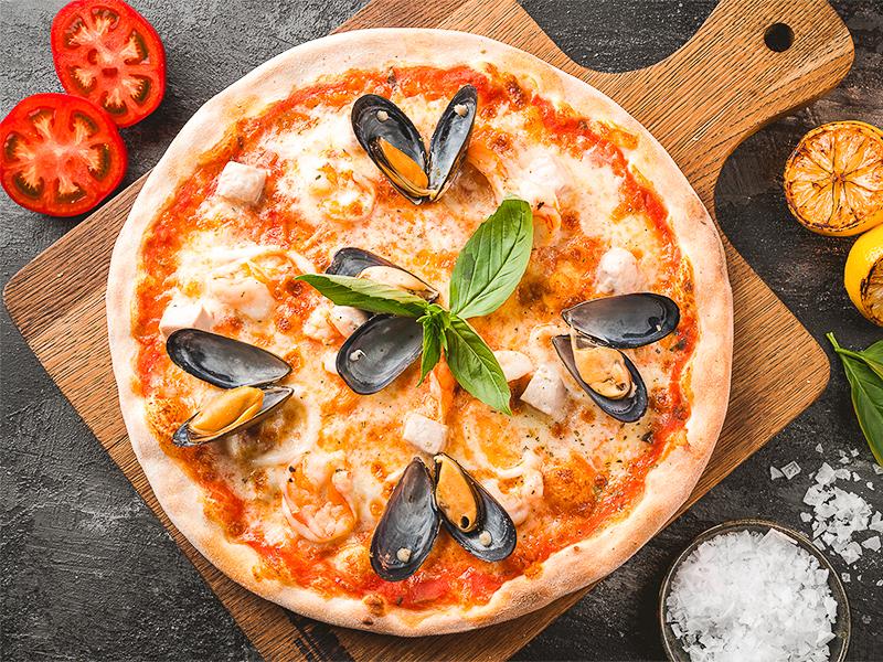 Пицца Кватро ди маре