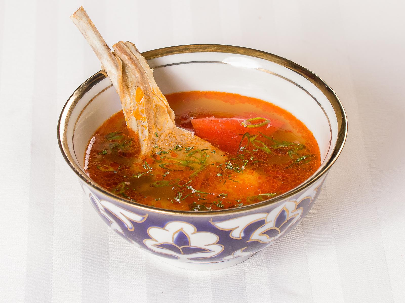 Суп Кайнатма Шурпа
