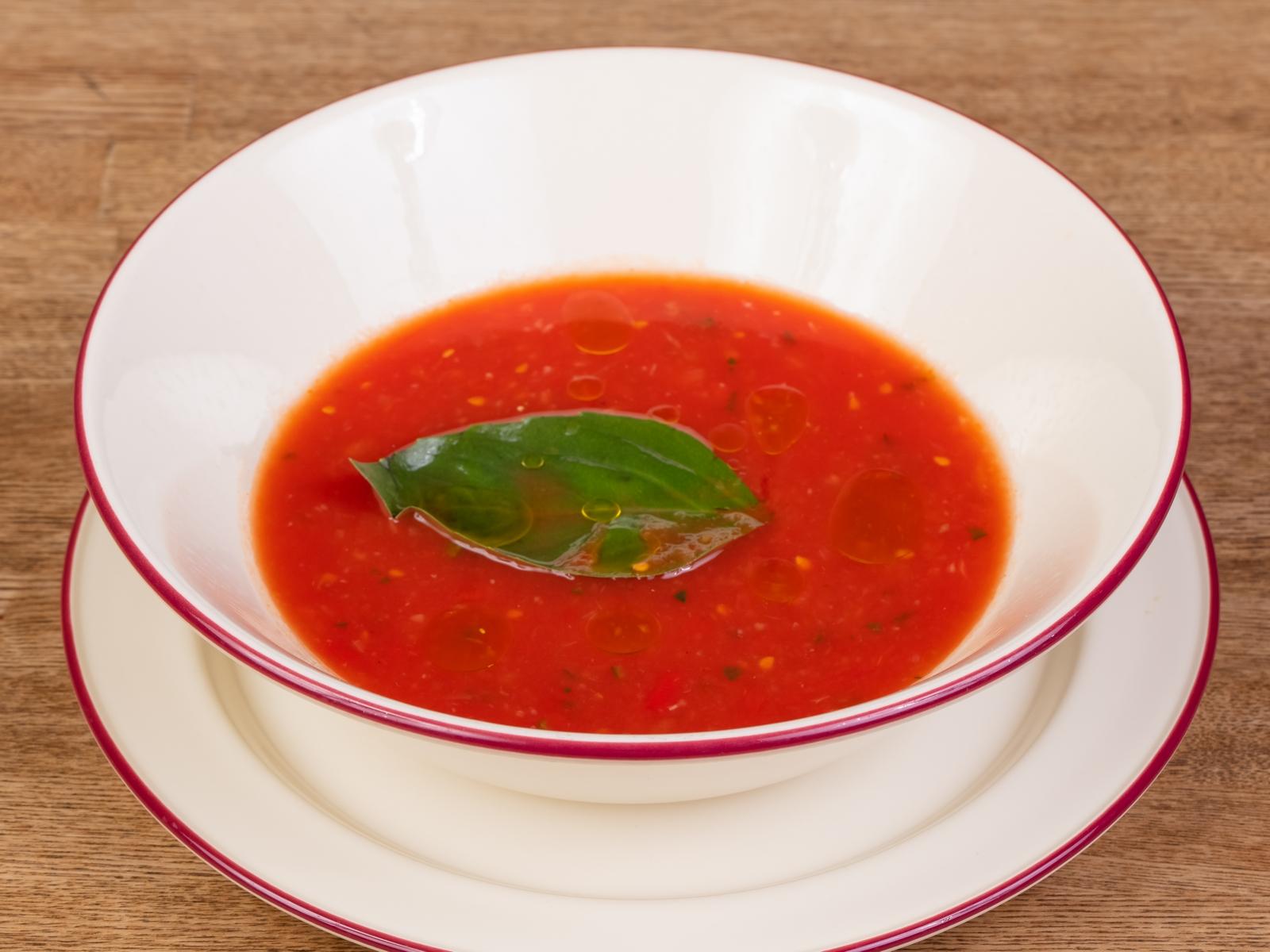 Суп Гаспачо холодный